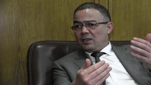 سليل مدينة بركان فوزي لقجع خلفاً للوزير محمد بوسعيد على رأس وزارة المالية
