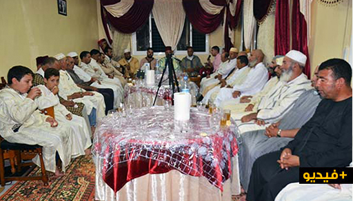 """زاوية """"ابركان"""" بتزغين تحتفي بذكرى عيد العرش بإحياء ليلة للمديح والسماع الصوفي"""