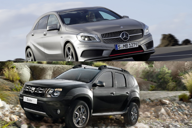 """داسيا تتصدر السيارات الأكثر مبيعا في المغرب.. و""""ميرسيديس"""" المفضلة عند الأثرياء"""