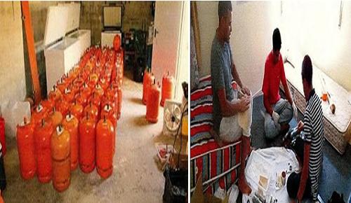 مثير.. صور تظهر تحضيرات مغاربة من منفذي هجمات برشلونة