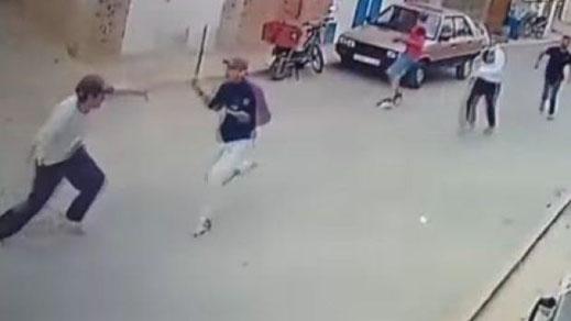 """الشرطة تنهي حياة """"مشرمل"""" ينشط في السطو على المواطنين بالسلاح"""