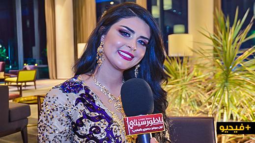 الفنانة سلمى رشيد في حوارها مع ناظورسيتي : أنا بنت الشعب وماتربيتش في فيلا