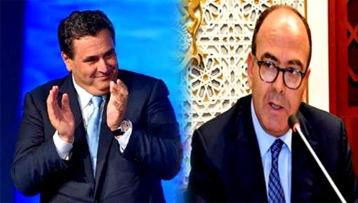 بعد إدانة الرئيس بالسجن.. منافسة شرسة بين أخنوش و بنشماش حول رئاسة جماعة تارجيست بالحسيمة
