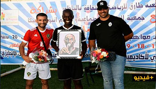 إسدال الستار على حملة اكتشاف مواهب الناظور في كرة القدم
