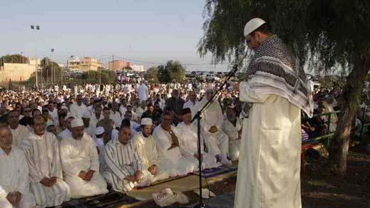 مسلمو مليلية المحتلة يحتفلون بعيد الأضحى غدا الأربعاء