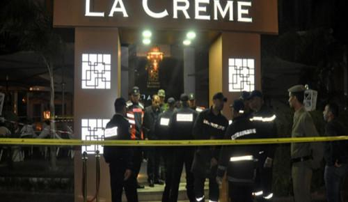 اعتقال شقيقين مقيمين في هولندا بالقرب من الحسيمة لتورطهما في جريمة مقهى لاكريم