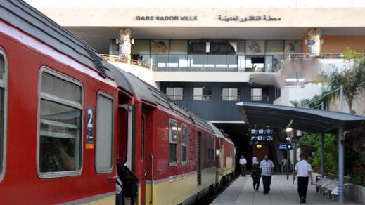 لخليع يكشف عن خطة للمكتب الوطني للسكك الحديدية تهدف الى إنجاز خط سككي يربط الناظور بالحسيمة