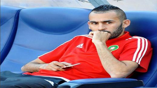 """مدرب المنتخب الوطني يتلقى """"ضربة موجعة"""" بسبب اللاعب الريفي خالد بوطيب"""