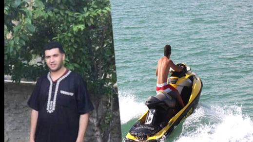 """إختفاء شاب من الحسيمة هاجر عبر """"جيت سكي"""" منذ 20 يوما من شاطئ أصفيحة"""