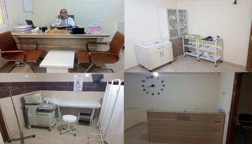 سلوان : الدكتورة كوثر الوهبي افتتحت عيادة طبية للطب العام بسلوان