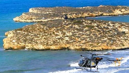 """إسبانيا تسلم لسلطات الحسيمة مهاجرين جزائريين حاول الوصول إلى جزيرة """"تييرا"""" لطلب اللجوء"""
