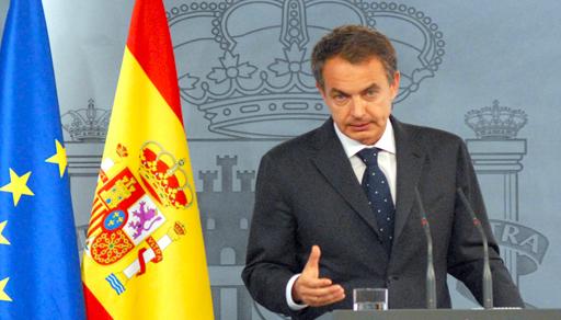 """رئيس الحكومة الأسبق """"ثاباتيرو"""" يحل بالناظور نهاية الأسبوع القادم"""