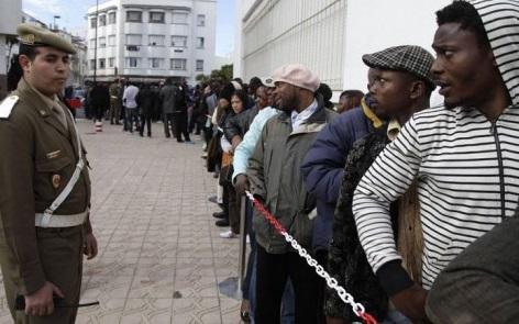 المغرب يرفض العروض المالية لإقامة مراكز احتجاز المهاجرين