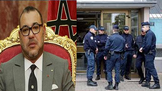 توقيف مغربي متهم بالنصب على الملك