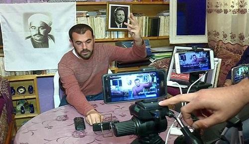 الزفزافي يخوض النزال قبل الأخير مع 8 متنافسين لنيل جائزة ساخاروف