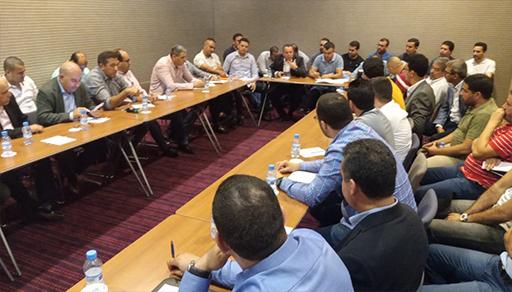 لقاء تواصلي يجمع مستثمري الناظور لتدارس مكاسب  الميناء التجاري بني انصار