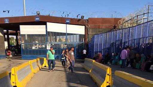 السلطات الإسبانية تغلق معبر بني انصار في وجه مئات المغاربة