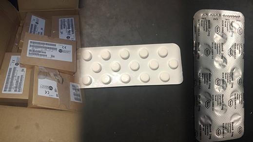 ضربة معلم.. عناصر الجمارك تحبط عملية تهريب كمية كبيرة من أقراص القرقوبي نواحي الناظور
