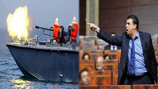 برلماني بامي يدعو لمساندة القوات البحرية في إطلاق النار على الحراكة
