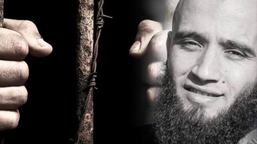 المعتقل مرتضى إعمراشا يطلب من المحكمة التبرع بأعضائه بعد مماته