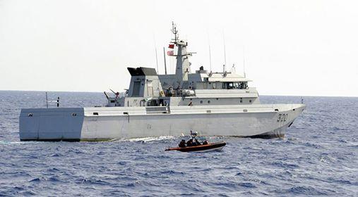 نقل 54 مرشحا للهجرة السرية  أنقذتهم البحرية الملكية قرب السعيدية إلى ميناء الناظور
