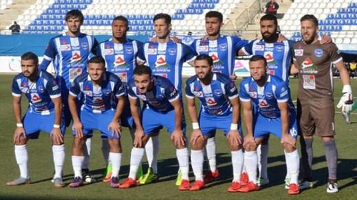 شباب الريف الحسيمي يحصد نقطته الأولى في البطولة الوطنية بعد تعادله مع إتحاد طنجة