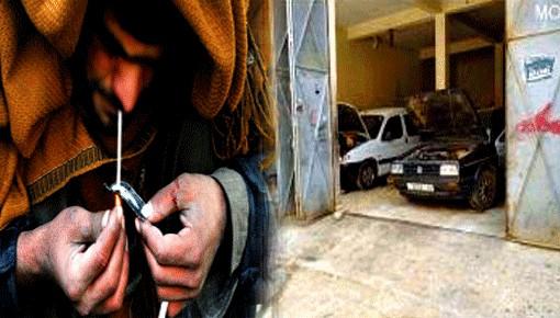 مواطنون يطالبون بإغلاق مرآب لإصلاح السيارات يستغل في استهلاك المخدرات والدعارة بالدريوش