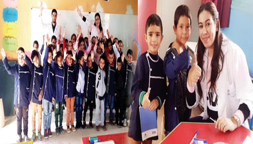 الدريوش: المركز الصحي بميضار ينظم خرجات توعوية لصالح تلاميذ مختلف المؤسسات التعليمية