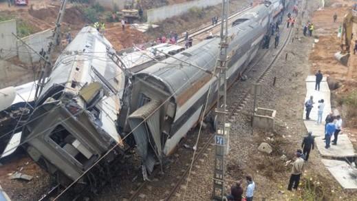 """تحقيقات الدرك تكشف مسح الفيديو الموثق للحظات خروج قطار """"بوقنادل"""" عن سكته"""