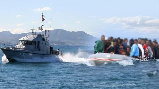 البحرية الملكية تعلن إنقاذ 397 مرشحا للهجرة السرية بينهم من نقلوا الى ميناء الحسيمة