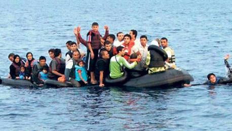 """منظمة الهجرة: أزيد من 47 ألف """"حراك""""وصلوا اسبانيا عبر البحر المتوسط"""