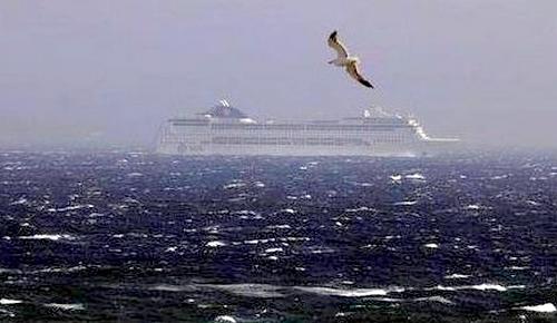 سوء أحوال الطقس يشل حركة الملاحة البحرية بين شمال المغرب وجنوب إسبانيا