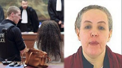 """السلطات البلجيكية ترحل """"الأرملة السوداء"""" اشهر جهادية في أوروبا"""