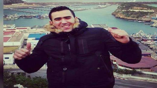 متابعة الناشط محمد مكوح المفرج عنه بعفو ملكي في حالة إعتقال وإيداعه سجن الحسيمة