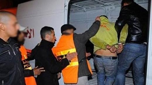 إعتقال طلبة ضمن عصابة للسطو على محلات تجارية