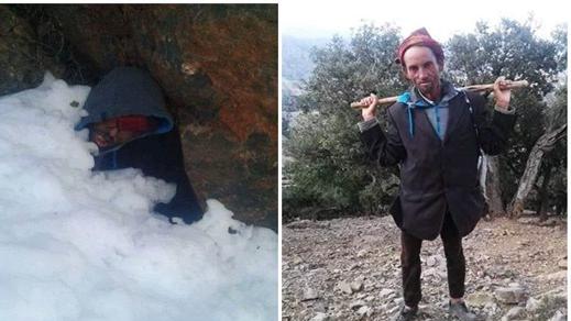 مؤسسة خيرية تعوّض عائلة الراعي الذي توفي وسط الثلوج عن جميع أغنامهم النافقة