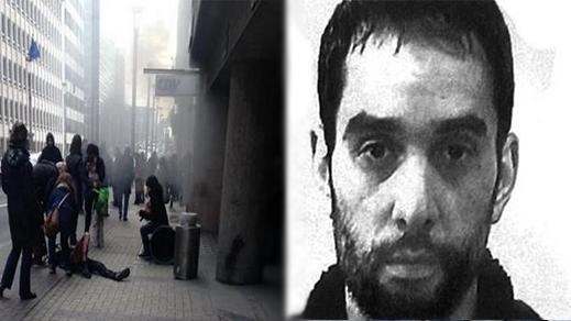 """مقتل """"عطار"""" مدبر هجمات بروكسيل التي نفذها الأخوين """"البكراوي"""" المنحدرين من الحسيمة"""