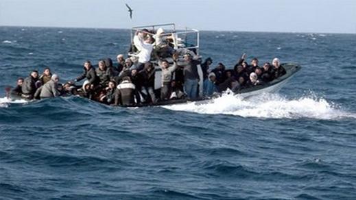 البحرية الملكية تنقذ 140 مهاجر سري خلال 24 ساعة الماضية بعرض المتوسط