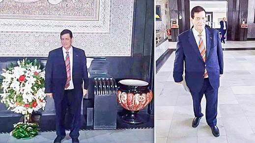 """مراقبون ينتقدون غياب """"سلامة"""" عن اجتماعات برلمانيي الناظور مع الوزراء وعدم مرافعته عن المشاريع المصيرية"""