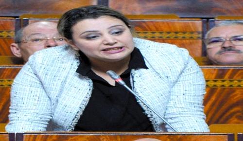 البرلمانية ابتسام مراس تفجر فضيحة تعثر مشاريع ملكية في قطاع الصحة