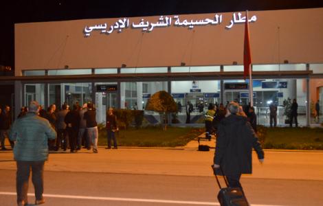 مطار الحسيمة يواصل تسجيل ارتفاع في حركة النقل خلال السنة الجارية