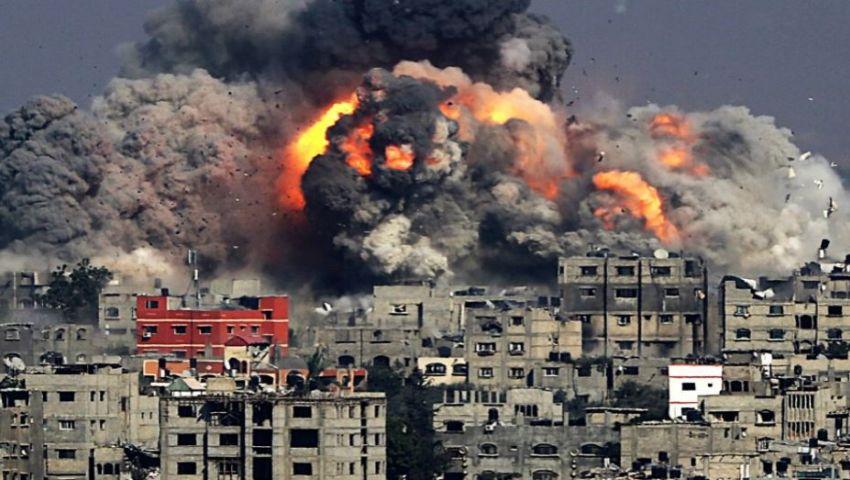 ناشط سعودي يدعو الله بأن يسدد رمي جيش اسرائيل في قصف غزة