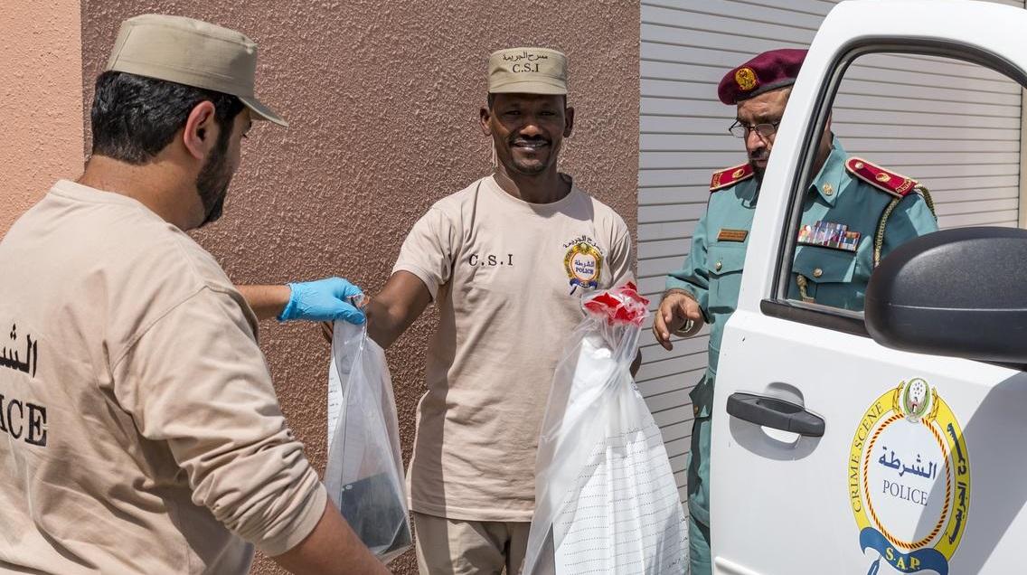 مغربية تقتل عشيقها بالامارات وتقدم لحمه وجبة لعمال اسيويين