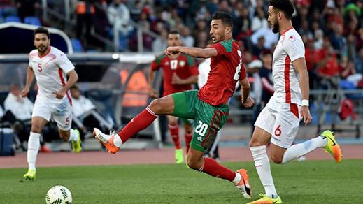 بالفيديو.. المنتخب الوطني المغربي يفوز على نظيره التونسي في مباراة ودية بملعب رادس