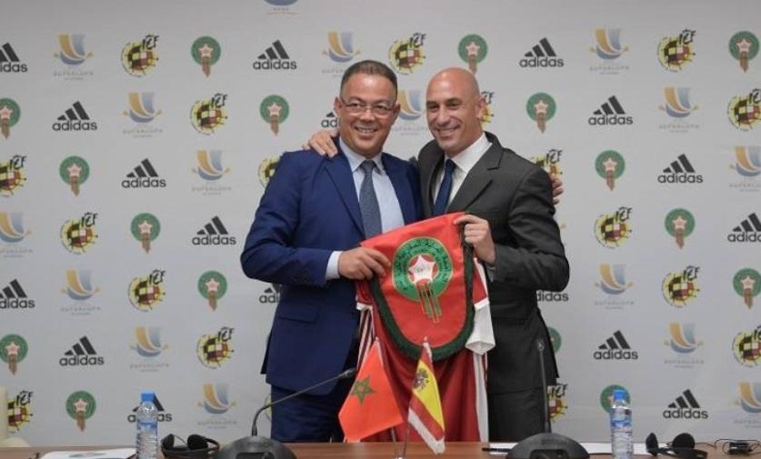 الاتحاد الاسباني يكشف كواليس الملف المشترك لتنظيم المونديال مع المغرب
