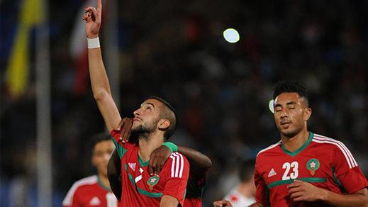 """حكيم زياش يتربع على عرش أفضل اللاعبين بأسبوع """"الفيفا"""" بـ41  في المائة من الأصوات"""