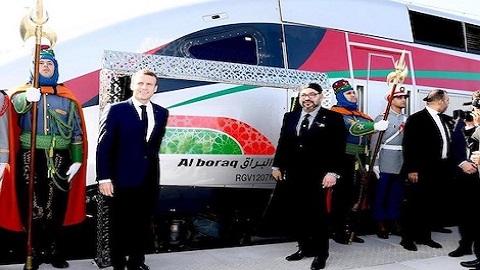 """غياب الأمازيغية عن قطار """"البراق"""" يعيد مطلب الترسيم إلى الواجهة"""
