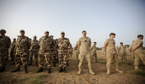 فرقة عسكرية خاصة من إسبانيا تدرب المغاربة على مواجهة الأزمات والكوارث