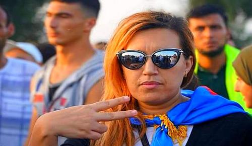 محكمة الحسيمة تؤجل النظر في ملف الناشطة نوال بنعيسى ومنظمة العفو الدولية تدخل على الخط