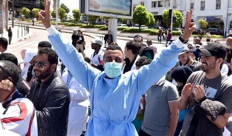 المستشفيات بدون ممرضين وتقنيين يومي 27 و 28 نونبر